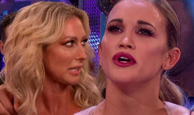 #Strictly stars Ashley Roberts and Faye Tozer WON'T win - here's the evidence  https://t.co/WUORbvGSsa