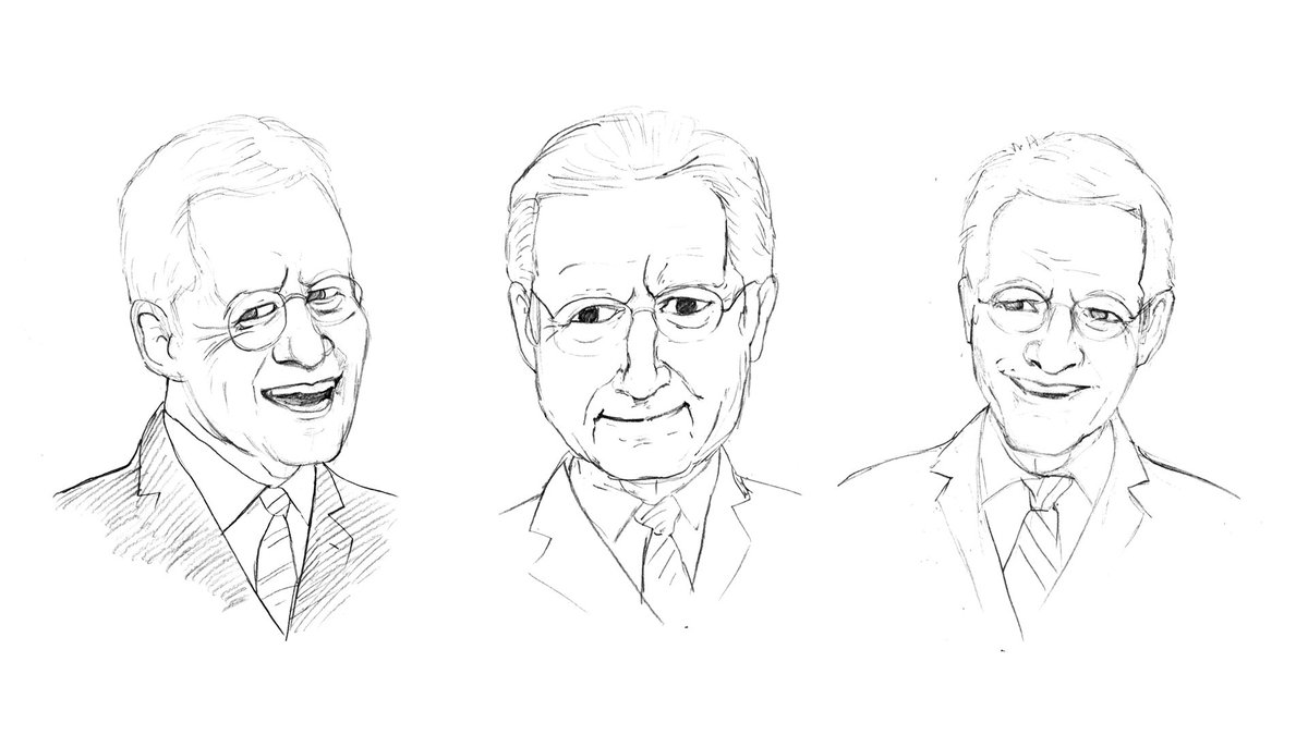 Replying to @ClickHole: Relaxation Time: These Pretty Good Drawings Of Alex Trebek Are Strangely Soothing