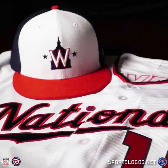 127419c9ec0f71 ... sweet new Spring Training cap and jersey #Nats #MLB More pics and  details in our post here: ...