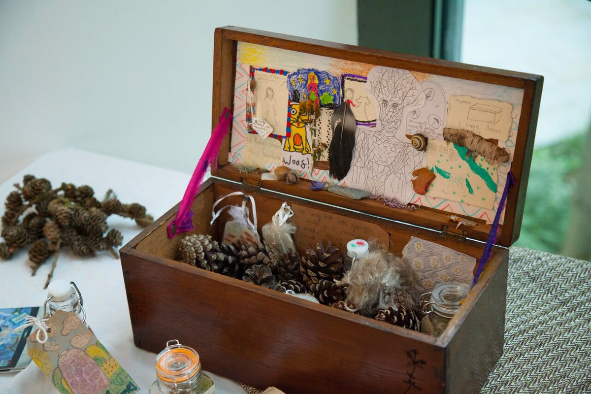 Amanda Edmiston, Botanica Fabula's photo on #FolkloreThursday