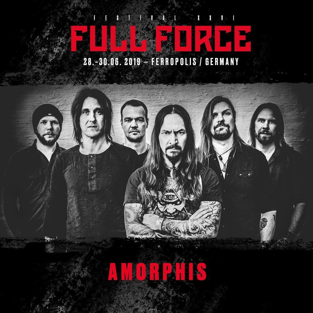 Just confirmed! @FullForceGER Ferropolis 🇩🇪 28.-30.6.2019 https://t.co/xs7kCu7F7X #amorphis #queenoftimetour #fullforce https://t.co/bIJ7s3J0dY