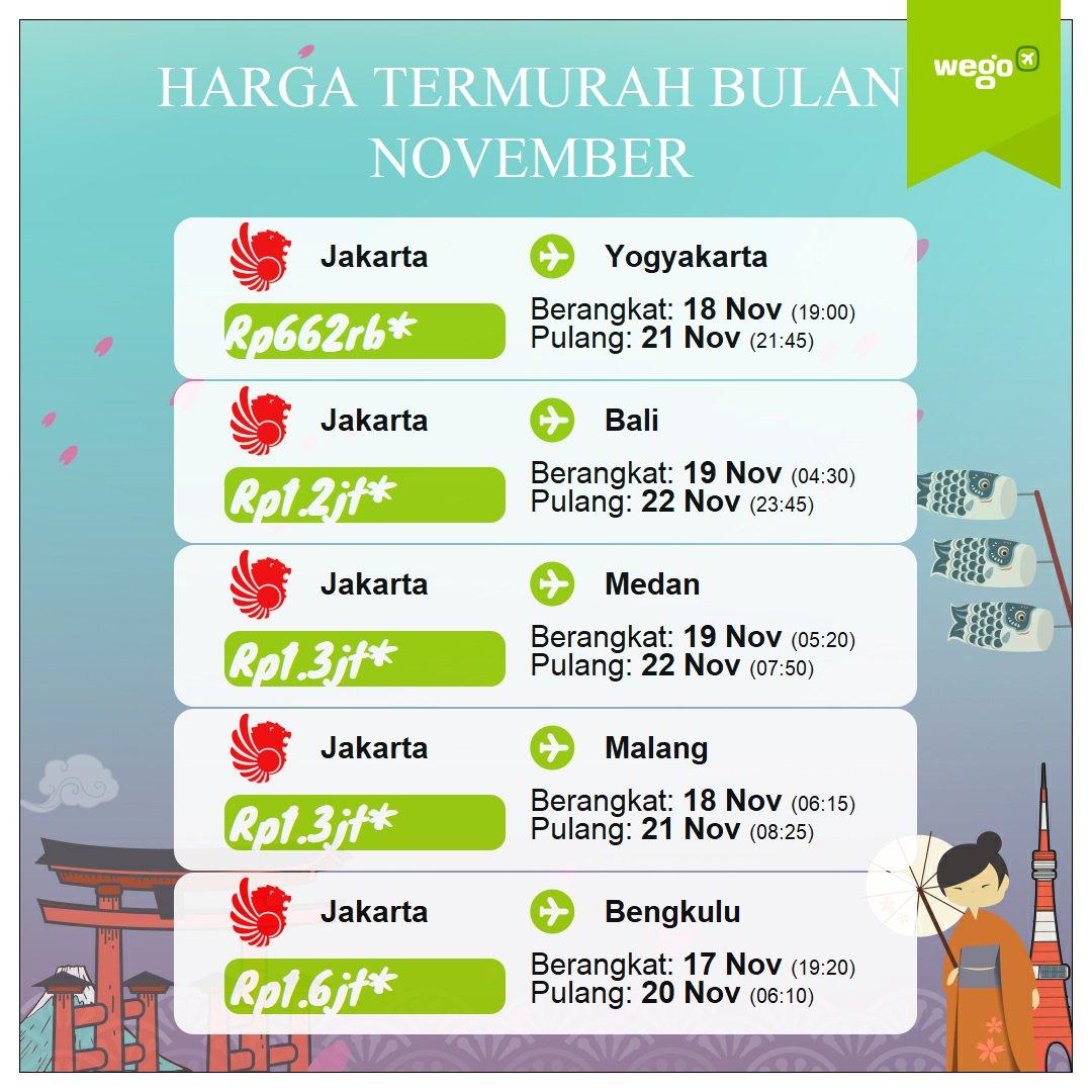 Wego Indonesia On Twitter Wegonesia Mau Liburan Ke