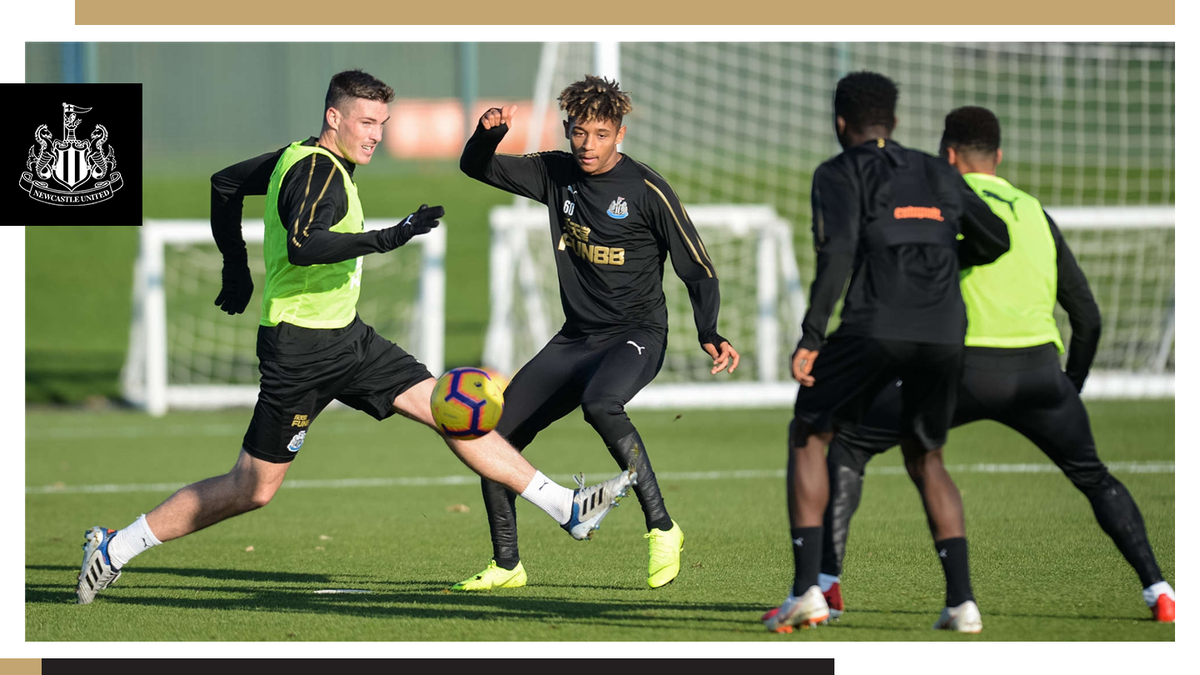 📸 Check out our gallery from training as the Magpies squad continue their work during the international break. 👉🏽 nufc.co.uk/news/galleries… #NUFC