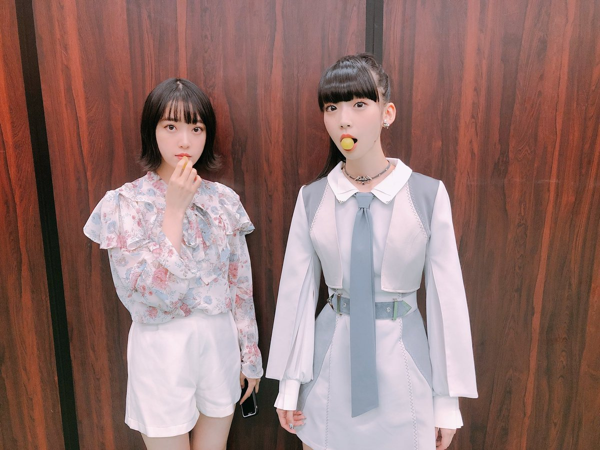 【画像】 NGT48・荻野由佳さん、乃木坂エース堀未央奈さんを処刑wwwwwwwwwwwwwwwwwwwww