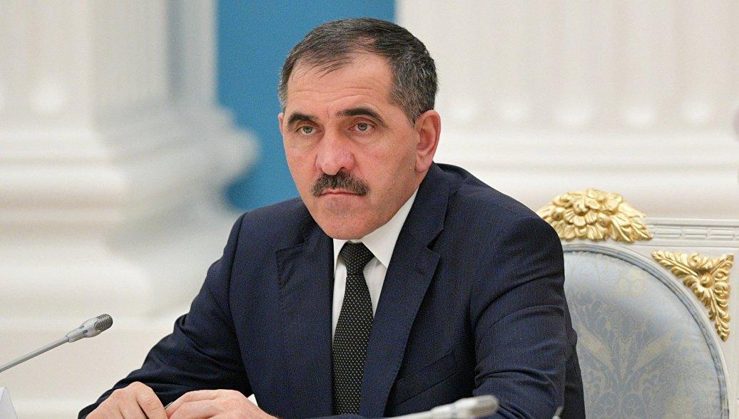 Евкуров объявил об отставке с поста главы Ингушетии