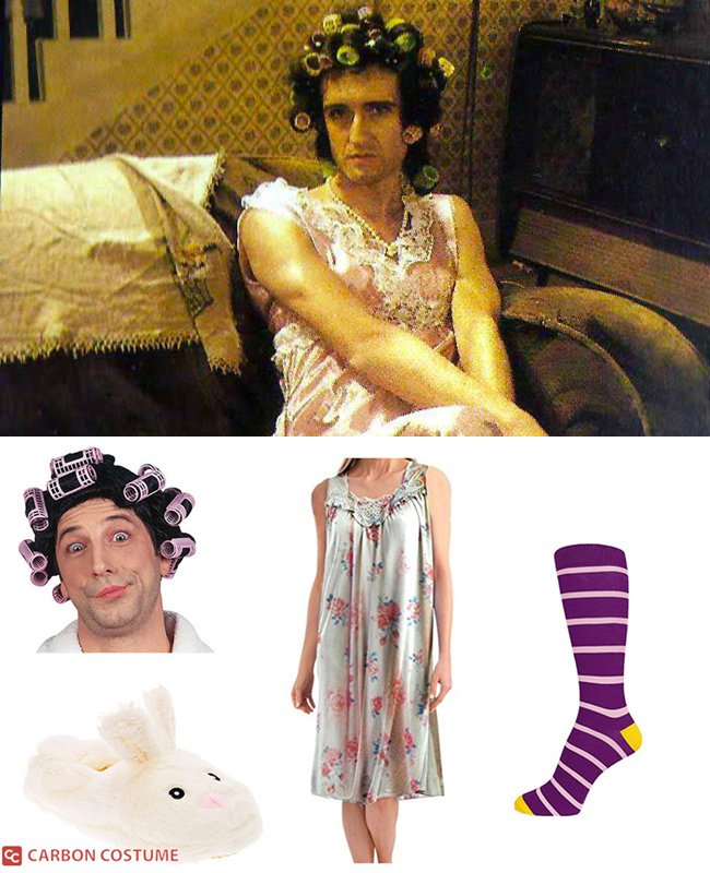 brian may i want to break free costume