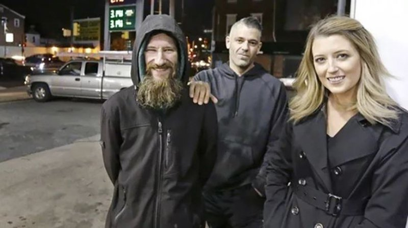 Couple and homeless man said to have made up story behind $400,000 GoFundMe campaign https://t.co/XZ4kMydASl https://t.co/37AD0VjGix