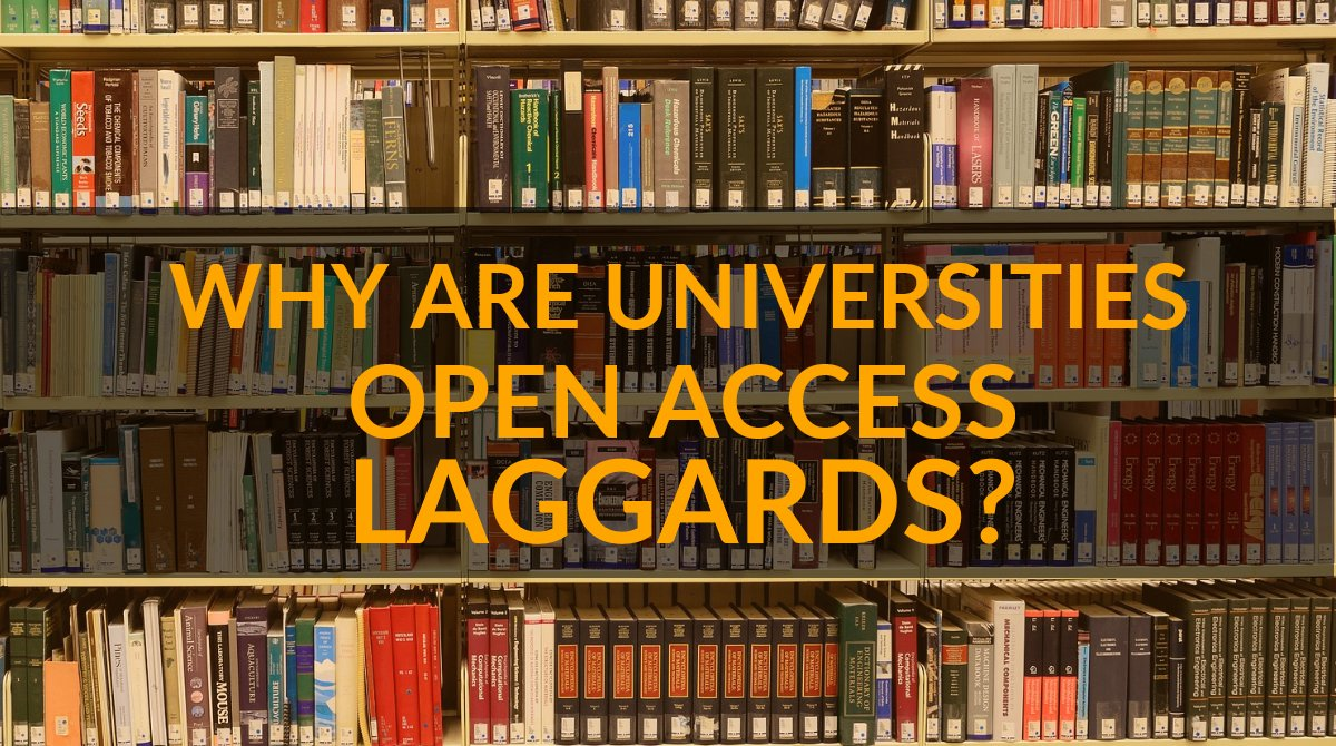 test Twitter Media - Why are Universities #OpenAccess Laggards? By our co-founder and chair, Peter Baldwin.  https://t.co/Dz0Vv6RGY7 https://t.co/rBN4LnK3Fb