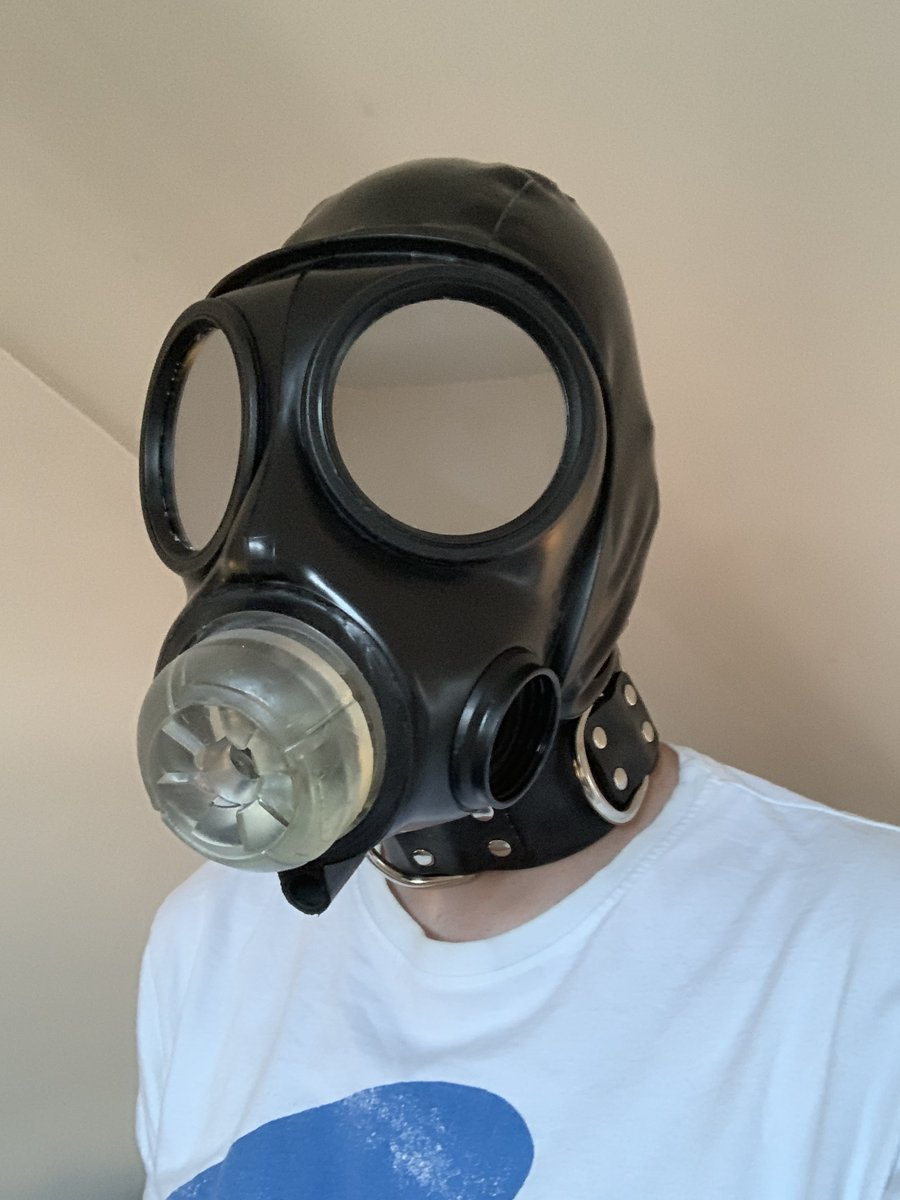 test Twitter Media - Revealing FuckFace v1.1 with mirrored lenses so the top can enjoy the view, and a lockable hood by @REGULATIONLTD so the sub can't escape. https://t.co/B03LzRArFU