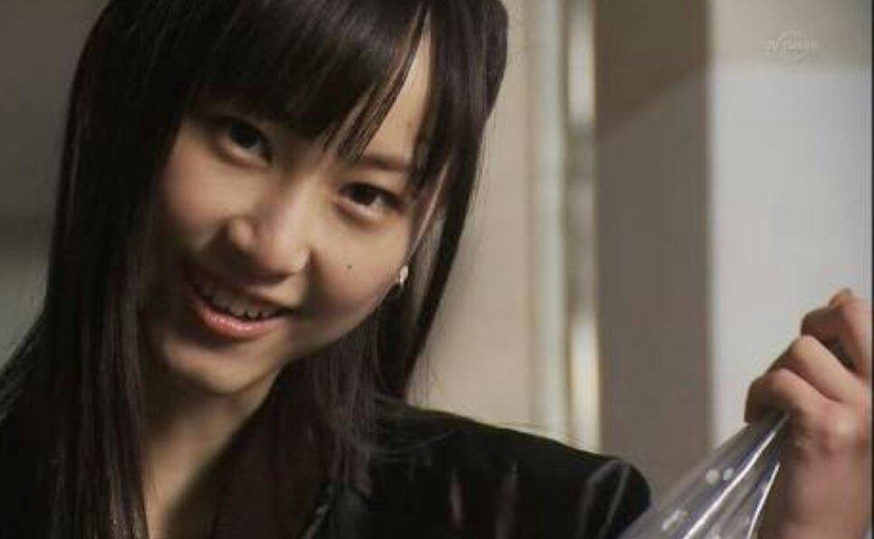次週のブラックスキャンダルの松井玲奈が完全にゲキカラ