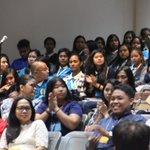 Image for the Tweet beginning: sa ika-43 na pambansang kumperensiya