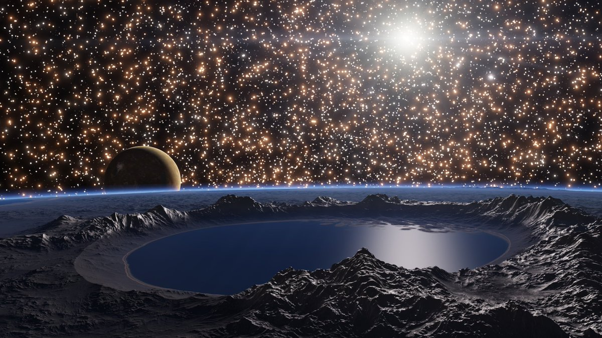 I post #images from the #universe #simulator Space Engine @SpaceEngineSim . I make #videos using Space Engine at my channel Hap N Stance on You Tube. And I am a Associate Member of the IAAA (International Association of Astronomical Artists @ArtOfAstronomy ).  Follow me for more.
