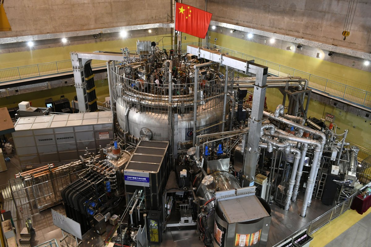Image result for Fusion power pushes past 100 million degrees