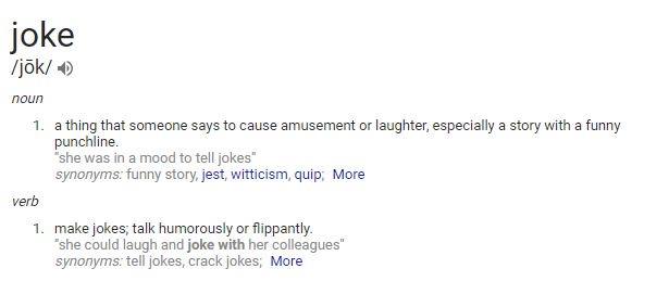 hilarious punchline jokes