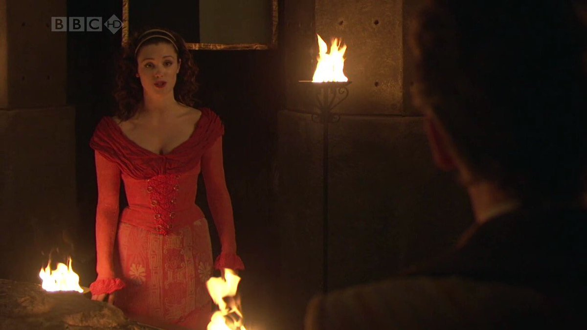"""Peace Love LotS auf Twitter """"Marian's red dress in BBC's Robin ..."""
