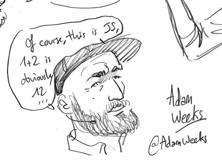 Special thanks to Florine Pigny at @dotJS for this live sketch! #dotJS https://t.co/HnXE1R4Npt