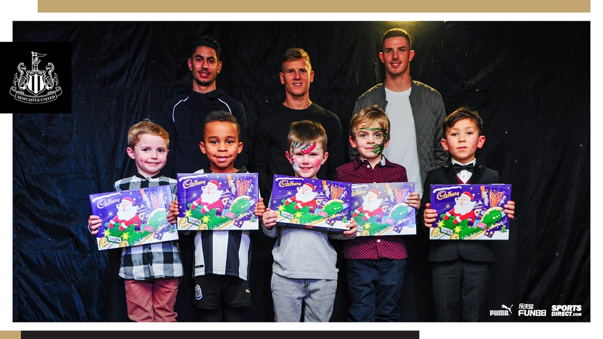 🎄 JUNIOR MAGPIES now have the chance to win a place at this year's Christmas Party at St. James' Park! 👉🏽 nufc.co.uk/news/latest-ne… #NUFC