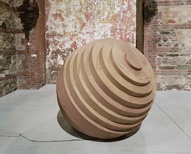 #MicheleSpanghero #sculpture @galleria_mazzoli @galeriealbertapane @artissimafair @ogr_torino #SoundArt #ContemporaryArt https://t.co/FoYMdZUtHo
