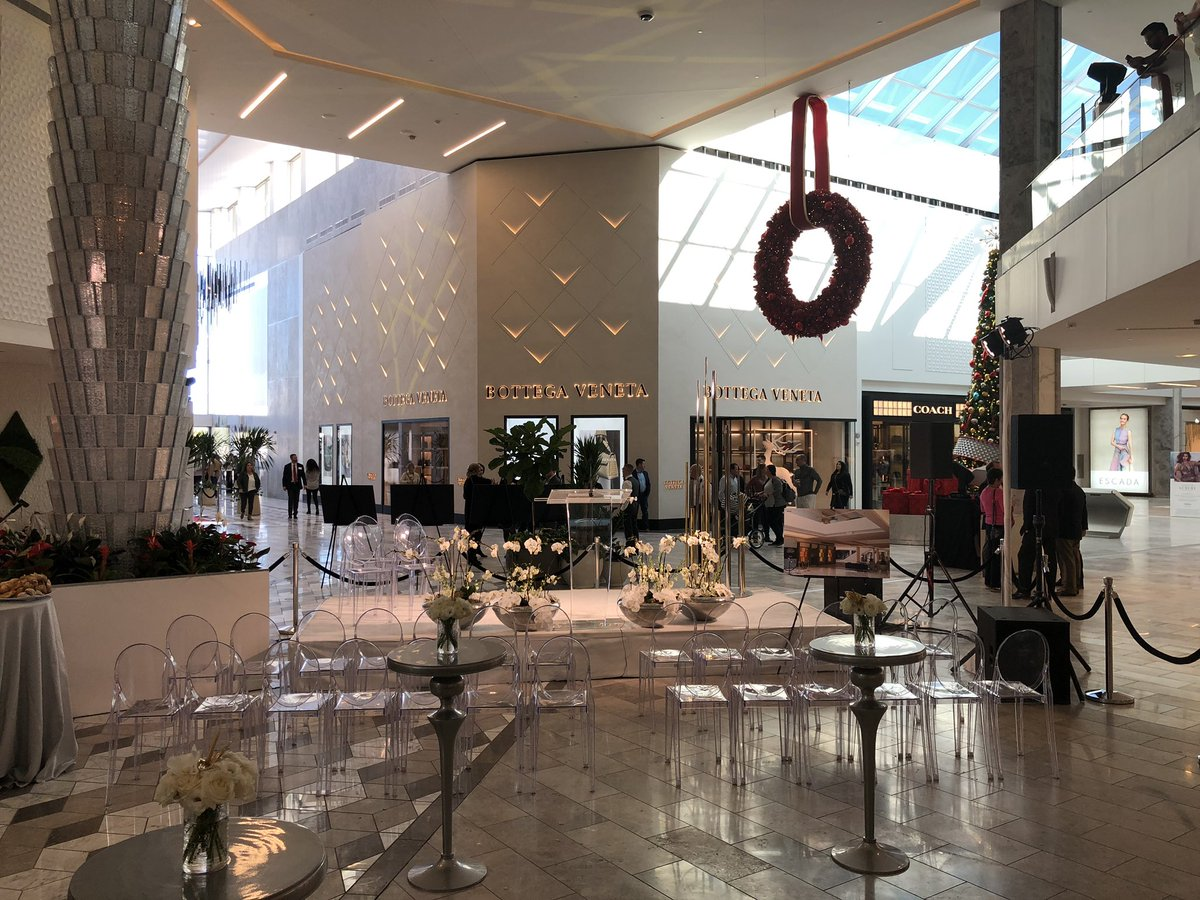 Scottsdale Fashion Square Mall Morning Officially Unveiling