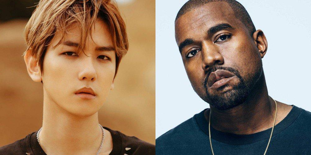 Kanye West starts following #EXO's #Baekhyun on Twitter https://t.co/ESfEenA0BN