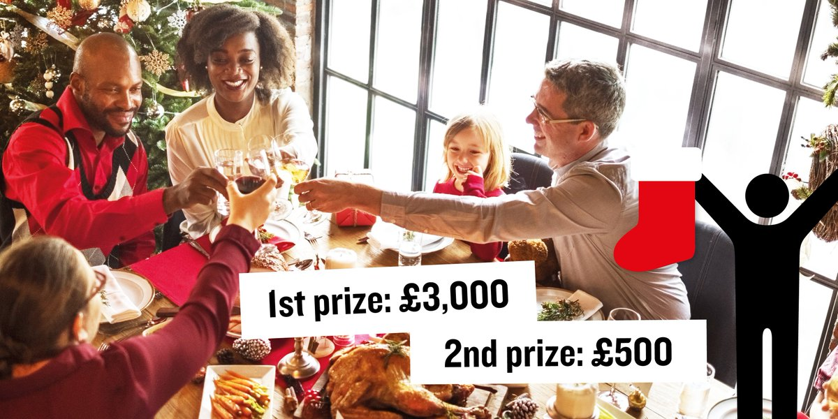 Feeling lucky this Christmas? Play our raffle for just £1 per ticket and contribute to the development of new tests and treatments for prostate cancer. 🙌 Check out all these prizes to be won: 👔 @MossBros suit and three surprise gifts 🏆 £3,000 🏆 £500 🏆 Other cash prizes