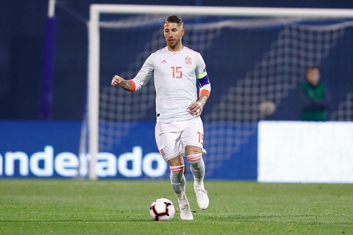 Espagne : Sergio Ramos absent face à la Bosnie