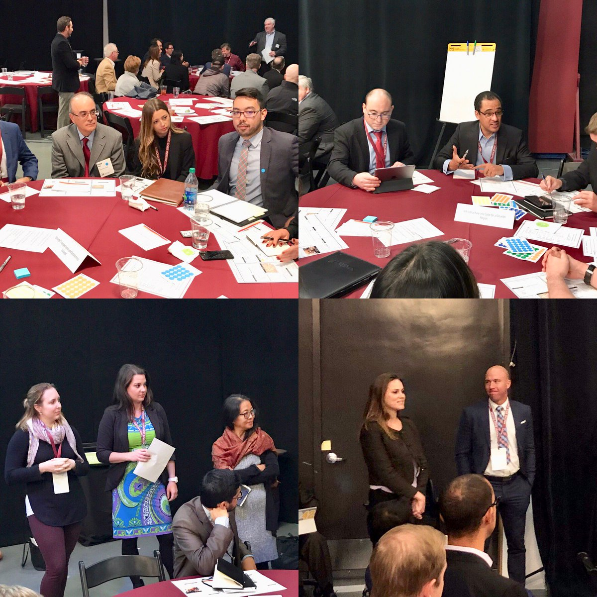 From finance and governance of smarter regional initiatives, to smarter transportation and autonomous futures, GPEC staff takes the lead in the important roundtable topics at the #ASUSmartRegion18. https://t.co/6830aEi86S