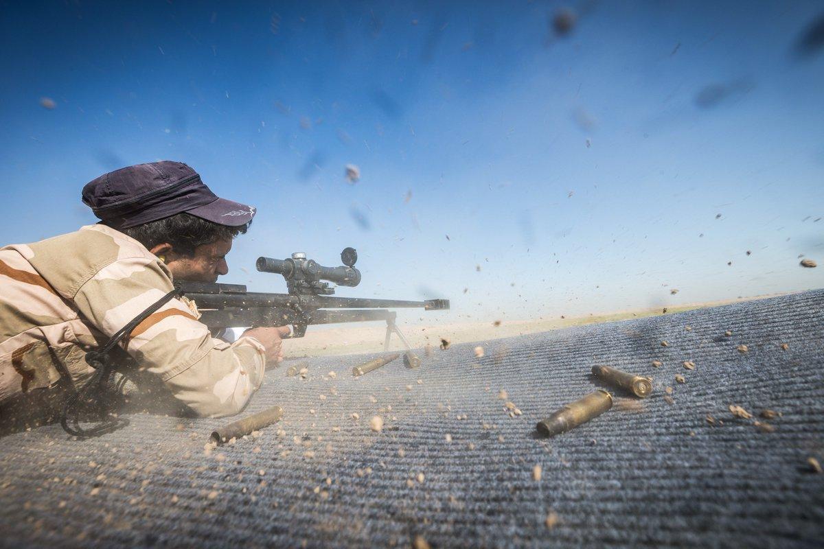جهود التحالف الدولي لتدريب وتاهيل وحدات الجيش العراقي .......متجدد - صفحة 5 DsE2vw4W0AMZL2d
