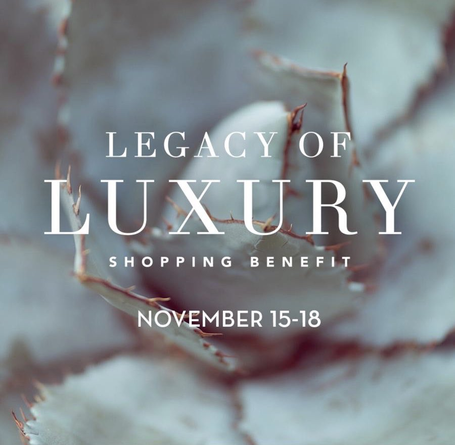 Honored the #FirstDownFund has been chosen as a beneficiary of the @scottsdaleFS Legacy of Luxury Shopping Benefit November 15th-18th. Get your Legacy Number & join us today in shopping it forward! #GivingBack #LegacyOfLuxury Link: Fashionsquare.com/legacyofluxury