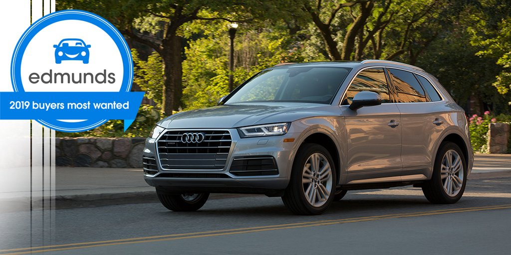Edmunds On Twitter Audi Q5 Has Been Named A Shopper S Favorite