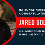 Image for the Tweet beginning: NNU congratulates nurse-endorsed candidate Jared