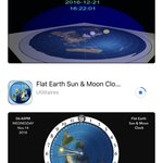 Some additional photographs from the event in Denver. A good number of participants. During kick-off session, a new Flat Earth Sun Moon clock app for iPhone was also presented (available on the AppStore). #FEIC2018
