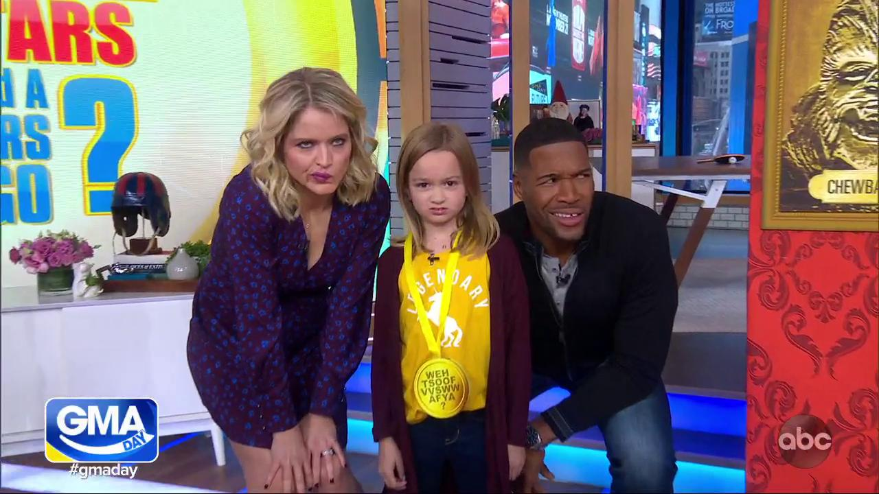 Welcome to the #ViralVideoStars Hall of Fame Chloe!   #GMADay #SideEyeChloe https://t.co/LUKfafEEKb https://t.co/5Xn7TK8MGb