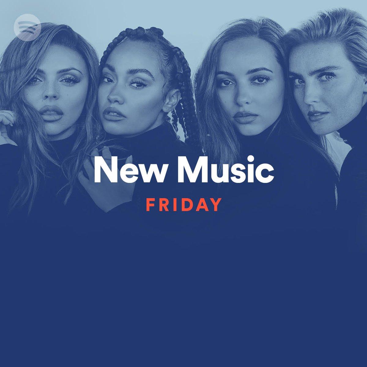 #NewMusicFriday Latest News Trends Updates Images - SpotifyUK