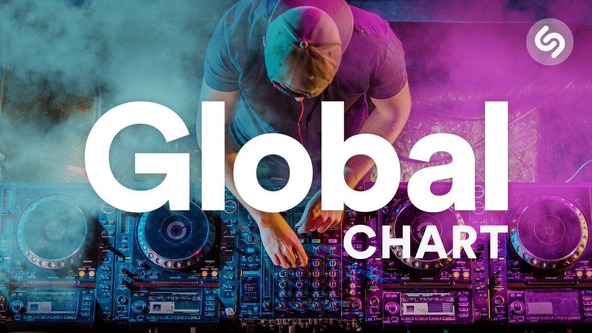 This week's top 10 artists on the #ShazamGlobalChart!! 🎶🎵  1⃣@djsnake  2⃣@ladygaga  3⃣@GIGIDAGOSTINO_1  4⃣@CalvinHarris &  5⃣ @samsmithwor@deanlewismusicld6@maroon5⃣   7@Imaginedragons⃣  8@marshmellomusic⃣ x@bastilledan  9@PanicAtTheDisco⃣ @halsey🔟