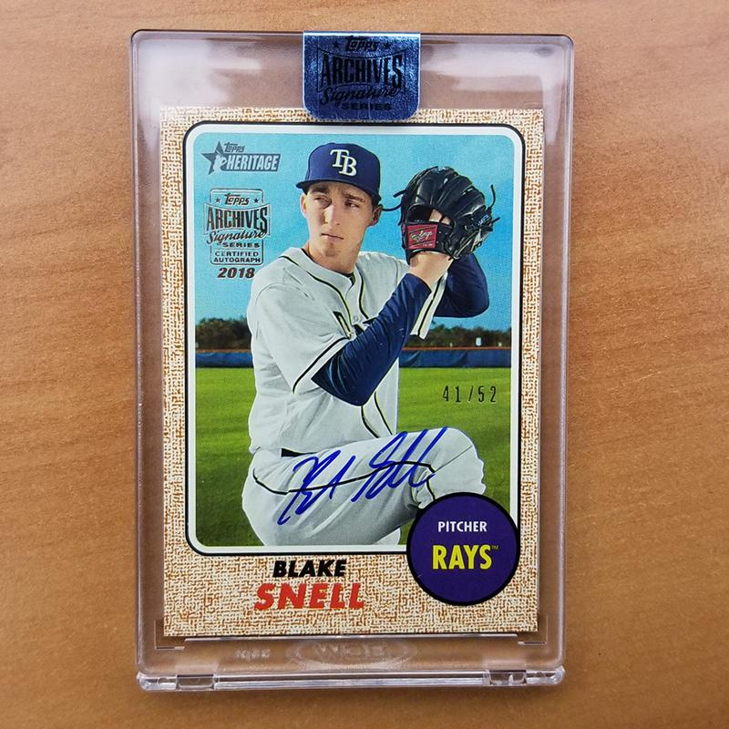Two Cy Young Award winners, ONE lucky owner.  RT for a chance! #MLBCards