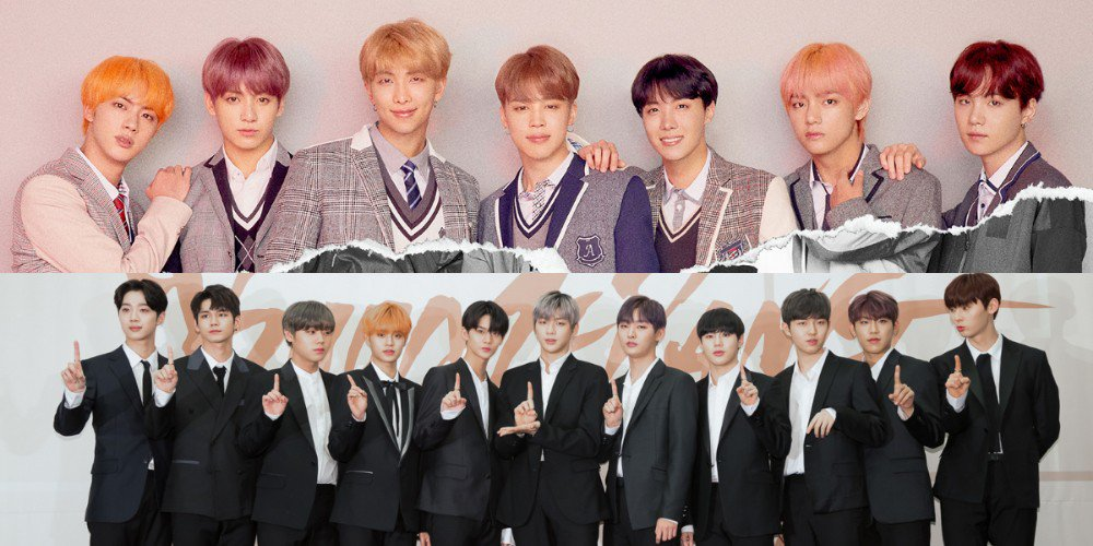 #WannaOne members talk about their friendship with #BTS https://t.co/i1hprv4uaV