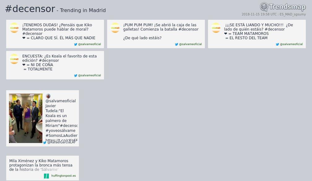 #Decensor Latest News Trends Updates Images - TrendsMadrid