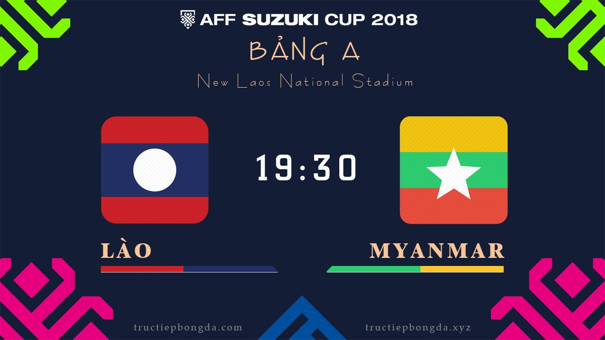 Lào vs Myanmar