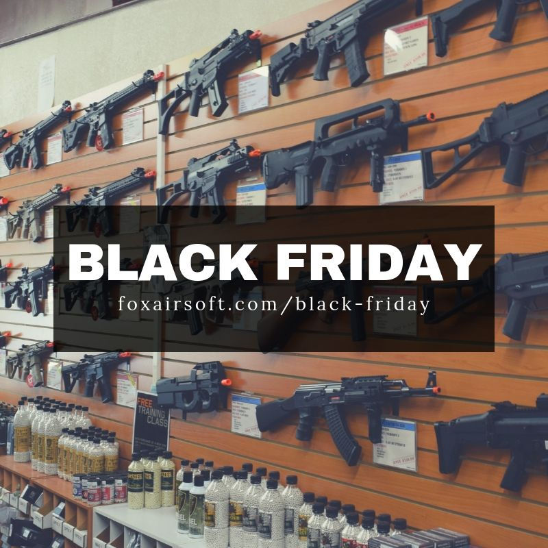 Fox Airsoft On Twitter Hey Guys Bookmark This Page And Check This Out Come Thanksgiving Day When We Will Make Our Black Friday Deals Live Https T Co S7kvhb1xf4 Https T Co Hpomqnadb2
