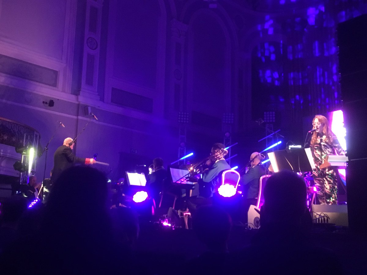 test Twitter Media - How rude half the Ulster Hall crowd talking through @Hanpeel's set #nimusicawards #artsmatterni https://t.co/MHa2p1lHJW