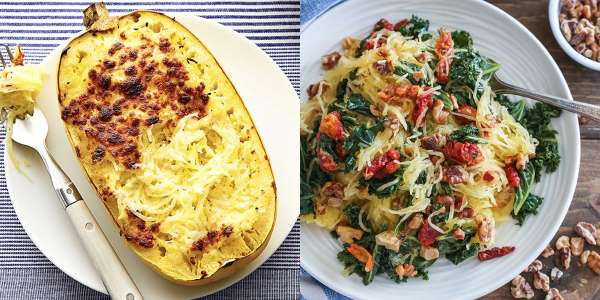 These 22 Spaghetti Squash Recipes Seriously Taste Better Than Pasta  https://t.co/fDgQryuHiA https://t.co/Fx9CCeIQfT