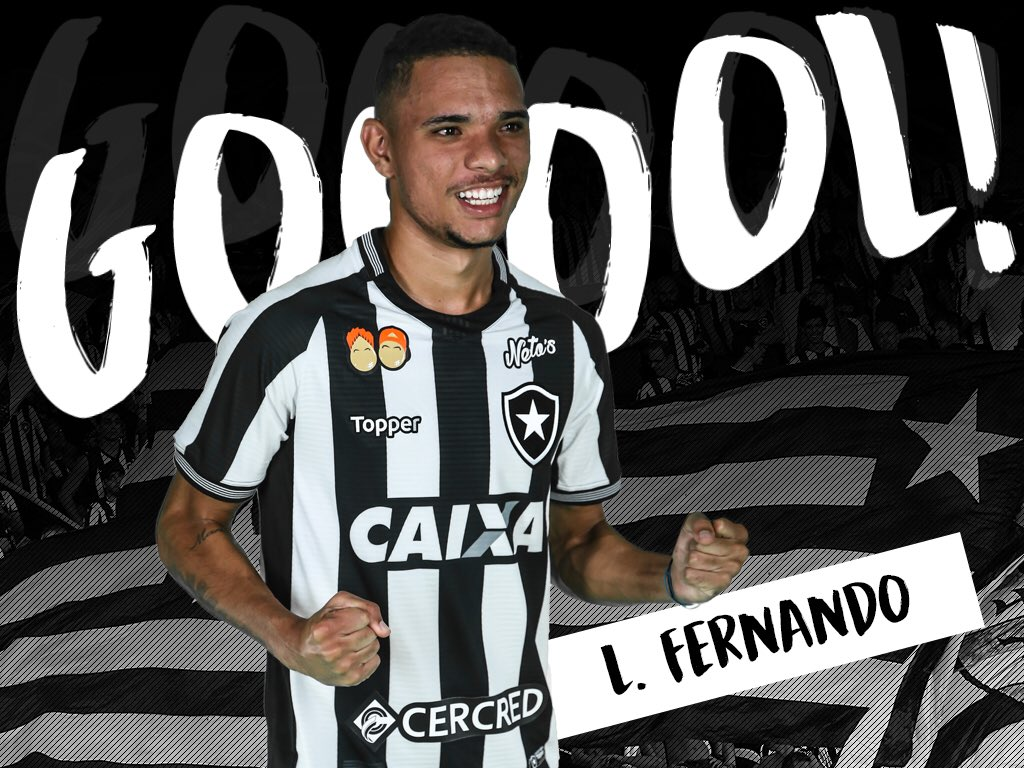 Botafogo F.R.'s photo on Luiz Fernando