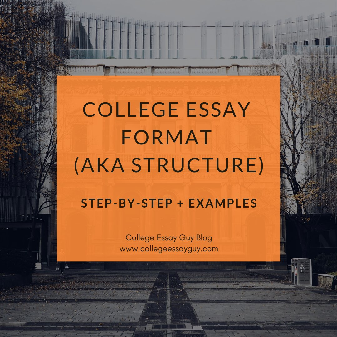 Here is Ethan's one-hour guide compiled into a clear, step-by-step process for how to write a college essay. We use this process with every single one of our one-on-one students: goo.gl/EDdQes