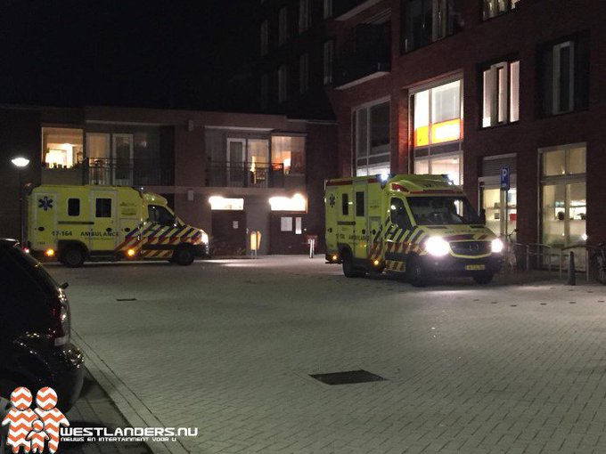 Medische noodsituaties in Maassluis https://t.co/v7ecKH3F97 https://t.co/F7g30bkSKa