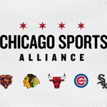 For the second consecutive year, we are proud to join forces with other Chicago sports teams to help reduce violence in our city. #ChicagoSportsAlliance  https://t.co/37wn1qDLK2