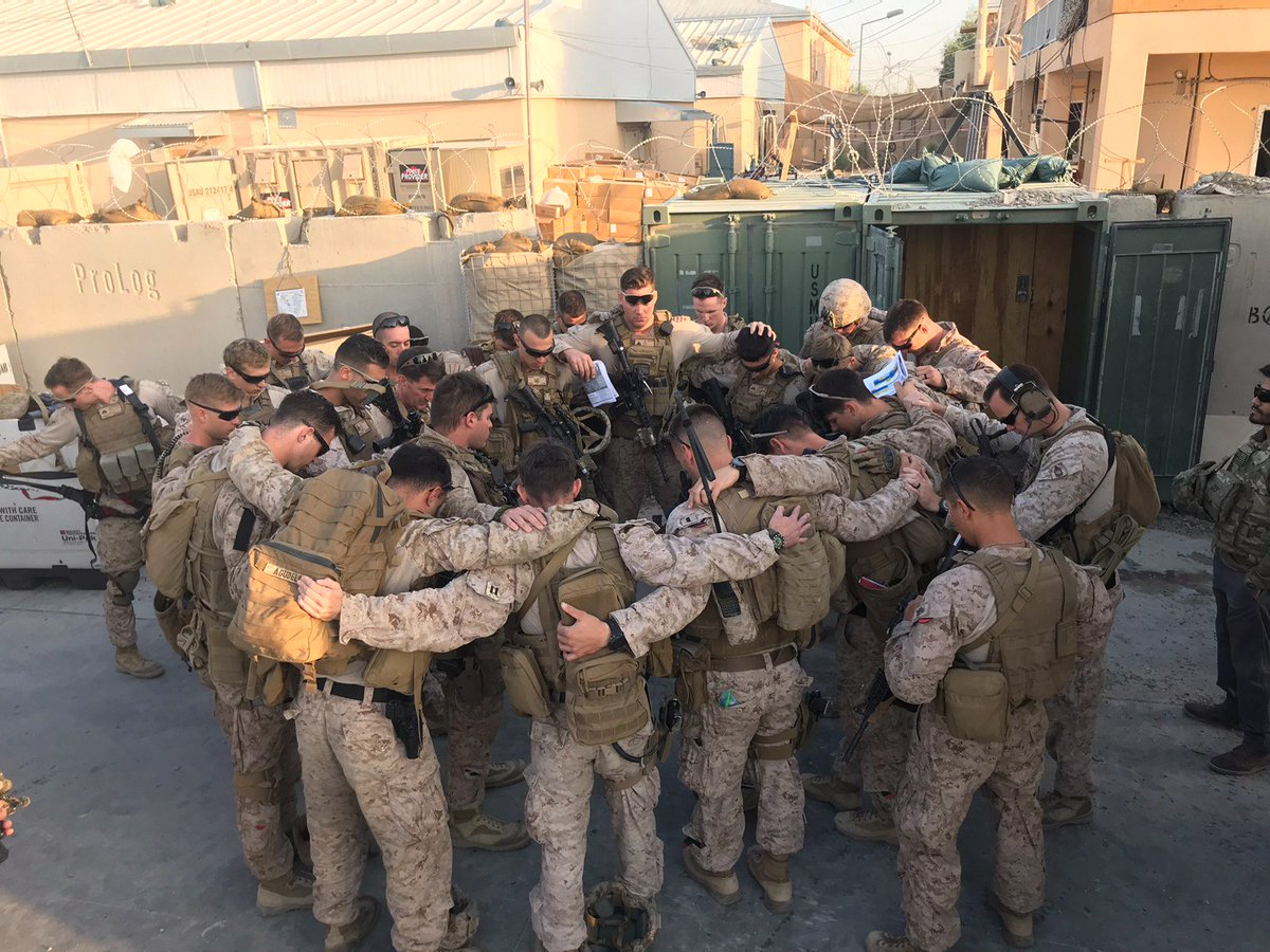My buddy Colonel CJ Douglas, before an operation in Helmand Province, with the Team Police, Task Force South West. His 5th combat tour since 9/11 coming to a close. America doesnt make any better!!