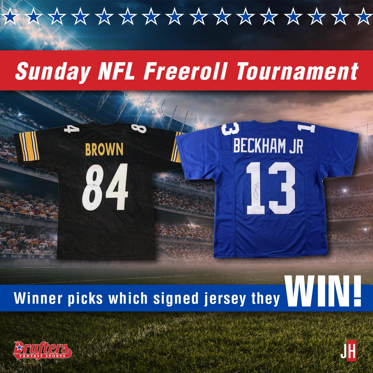 ... AB or OBJ signed jersey!! Completely free fff1dd32e