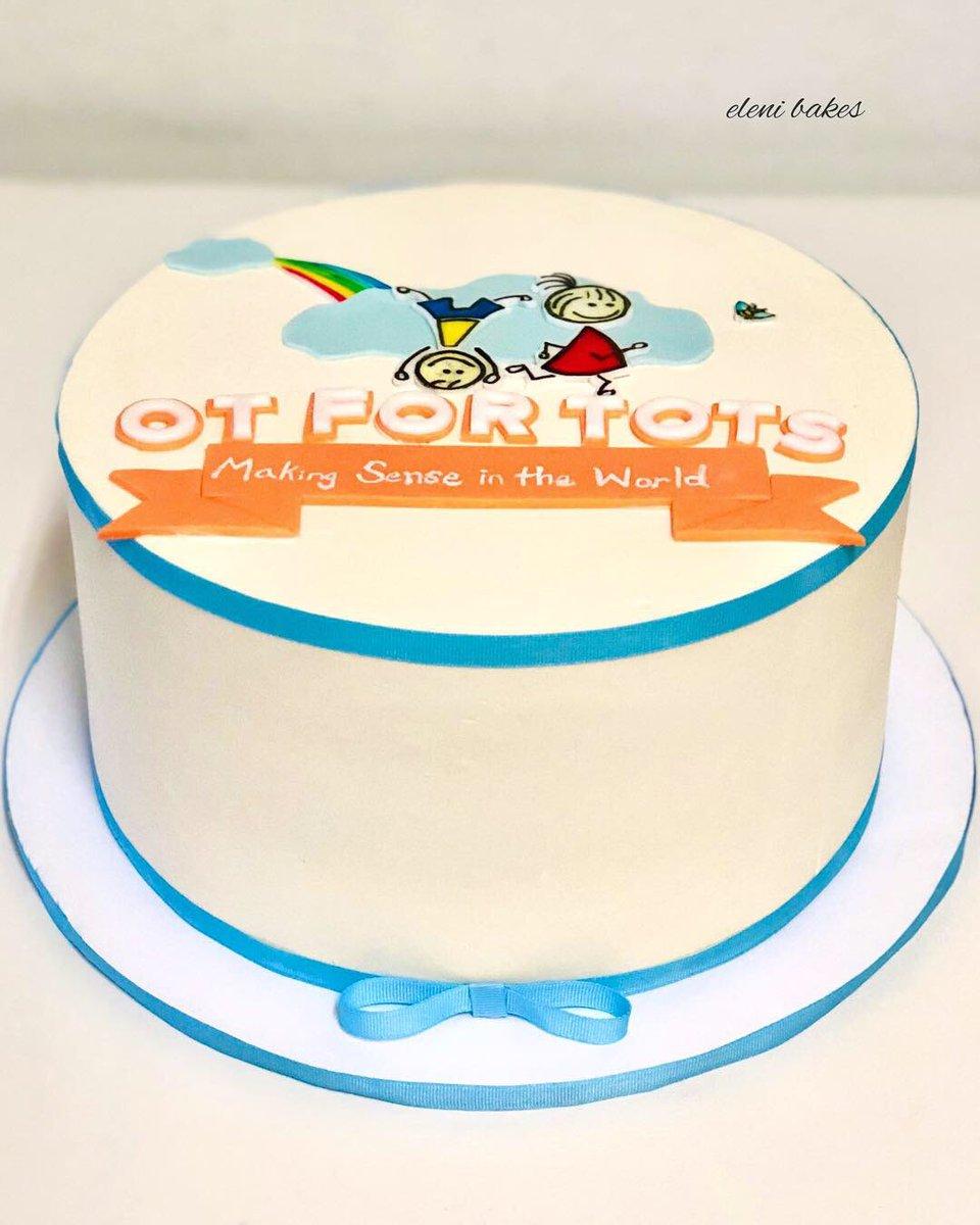 Awe Inspiring Eleni Bakes On Twitter Anniversary Celebration Cake For Ot For Personalised Birthday Cards Vishlily Jamesorg