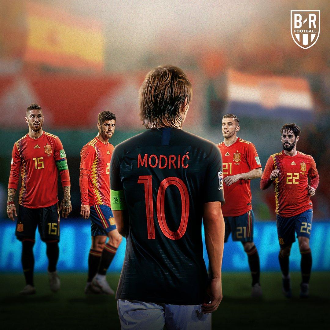 B/R Football's photo on Modric